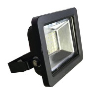Proiector Gelux cu led slim, SMD, 50 W, 6500 K