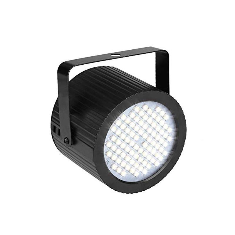 Proiector LED DMX512, 61 LED-uri, 10 W