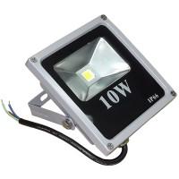 Proiector slim cu LED, 10 W, ECO LED, Gri