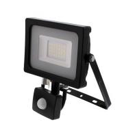 Proiector LED SMD cu senzor Well, 30 W, 2400 lm, 4000 K
