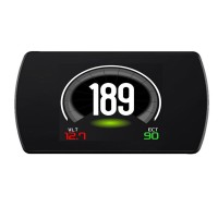 Proiector informatii de bord pe parbriz, Head-Up Display auto Well, display 4.2 inch