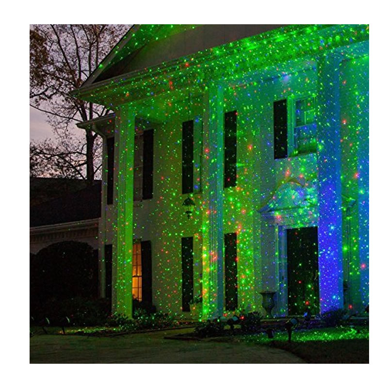 Proiector laser pentru exterior, rezistent la apa