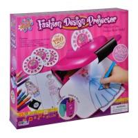 Proiector pentru desen Trendy Girl, accesorii incluse