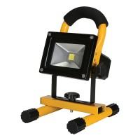 Proiector portabil LED cu stativ, 20 W, reincarcabil