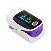 Pulsoximetru JZK303, puls 30-250 bpm, afisare SpO2, PR, bara Puls