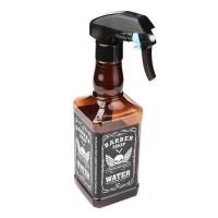 Pulverizator frizerie Barber Shop, 400 ml, Maro