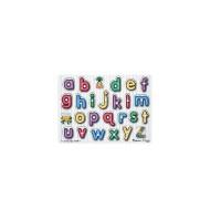 Puzzle lemn Alfabet