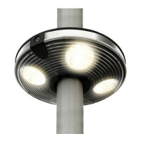 Lampa camping Ranex, 1.2 W, 4 LED, geam protectie
