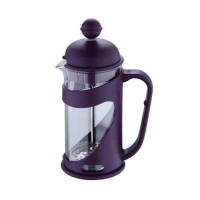 Infuzor ceai/cafea Renberg, 350 ml, maner plastic, Mov