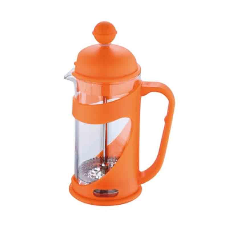 Infuzor ceai/cafea Renberg, 800 ml, Portocaliu 2021 shopu.ro