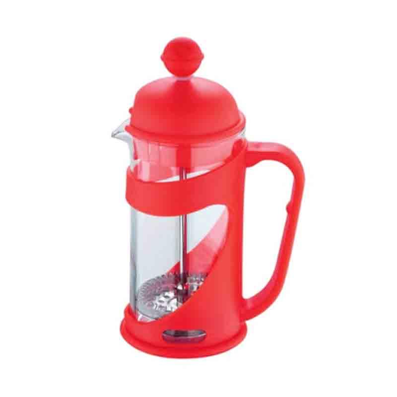 Infuzor ceai/cafea Renberg, 800 ml, Rosu 2021 shopu.ro