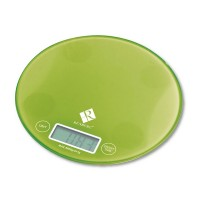 Cantar de bucatarie Renberg, 5 kg, LCD, Verde