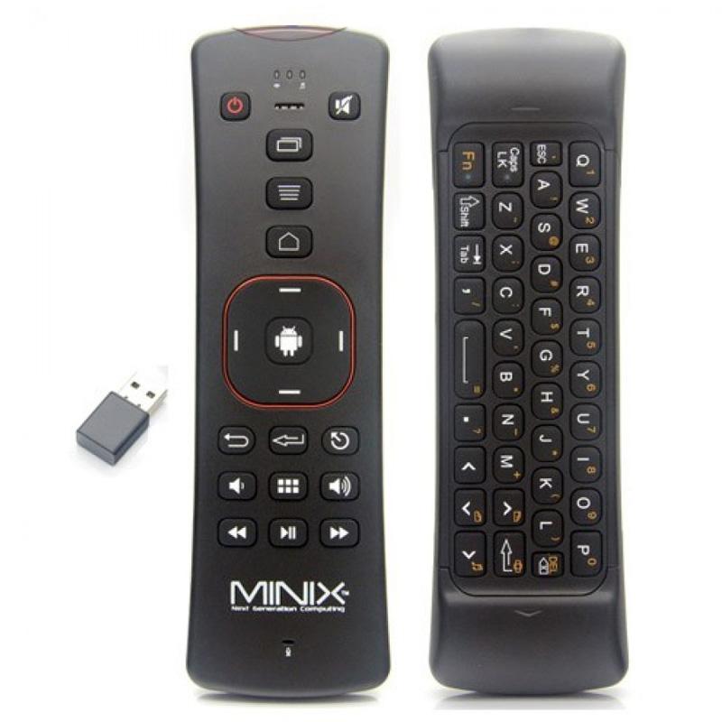 Air mouse NEO A2 Minix, Negru