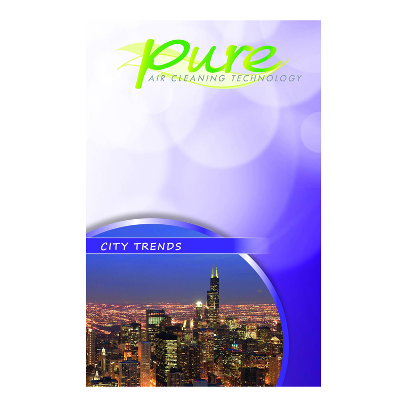 Rezerva odorizant Trisa, aroma Pure City Trends 2021 shopu.ro