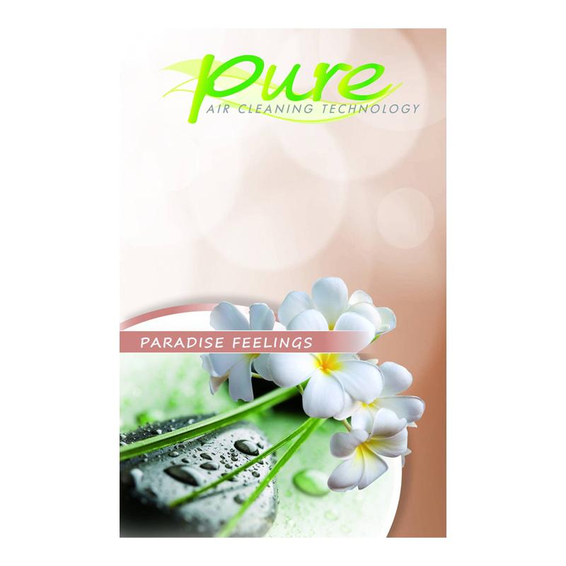 Rezerva odorizant Trisa, aroma Pure Paradise Feelings 2021 shopu.ro