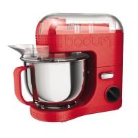 Robot de bucatarie Bistro Red Bodum, 700 W, Rosu