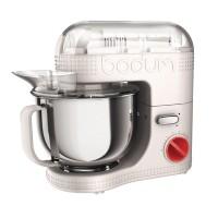 Robot de bucatarie Bistro White Bodum, 700 W, Alb
