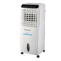 Racitor de aer cu sistem de ionizare Beper, 130 W, 10 l, 3 trepte viteza, functie umidificare, telecomanda