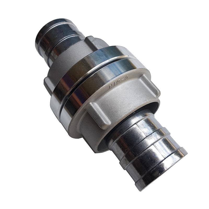 Racord refulare Bod, 18.5 x 9.5 cm, tip C, aluminiu shopu.ro