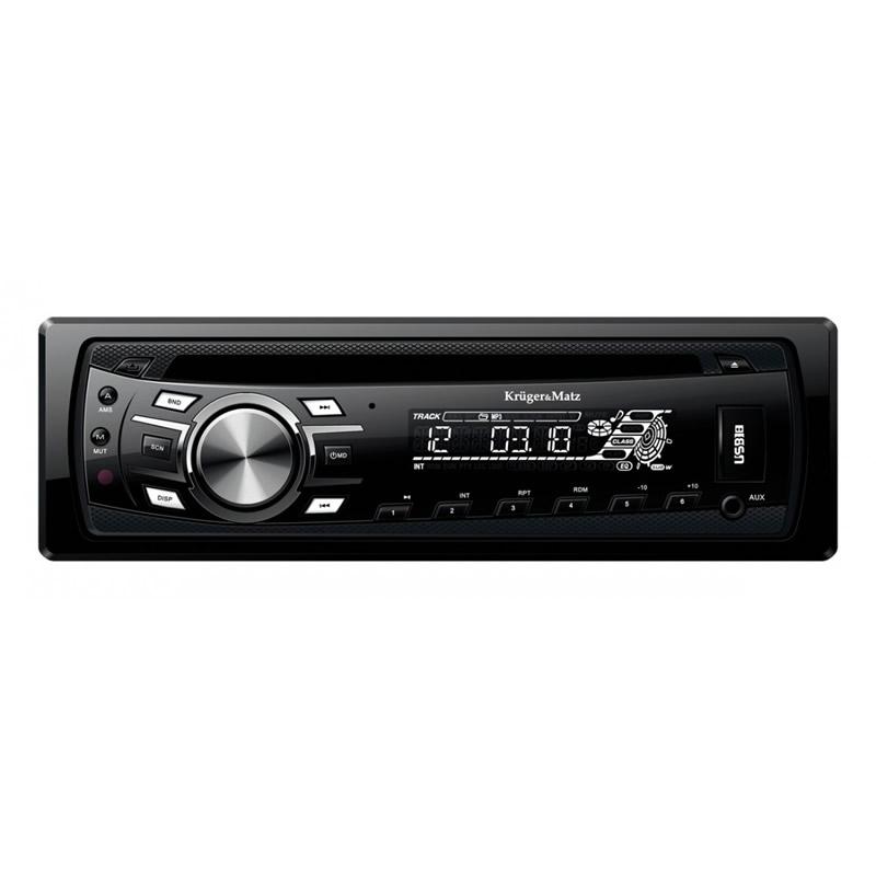 Radio MP3 Player Auto Kruger Matz KM0104, Bluetooth, port USB 2021 shopu.ro