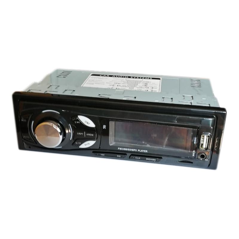 Radio MP3 Player auto XBTQD 7014, 4 x 15 W, 4 Ohm, bluetooth USB, AUX, slot microSD, telecomanda 2021 shopu.ro