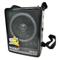 Radio MP3 portabil Waxiba XB-901U, mufa jack