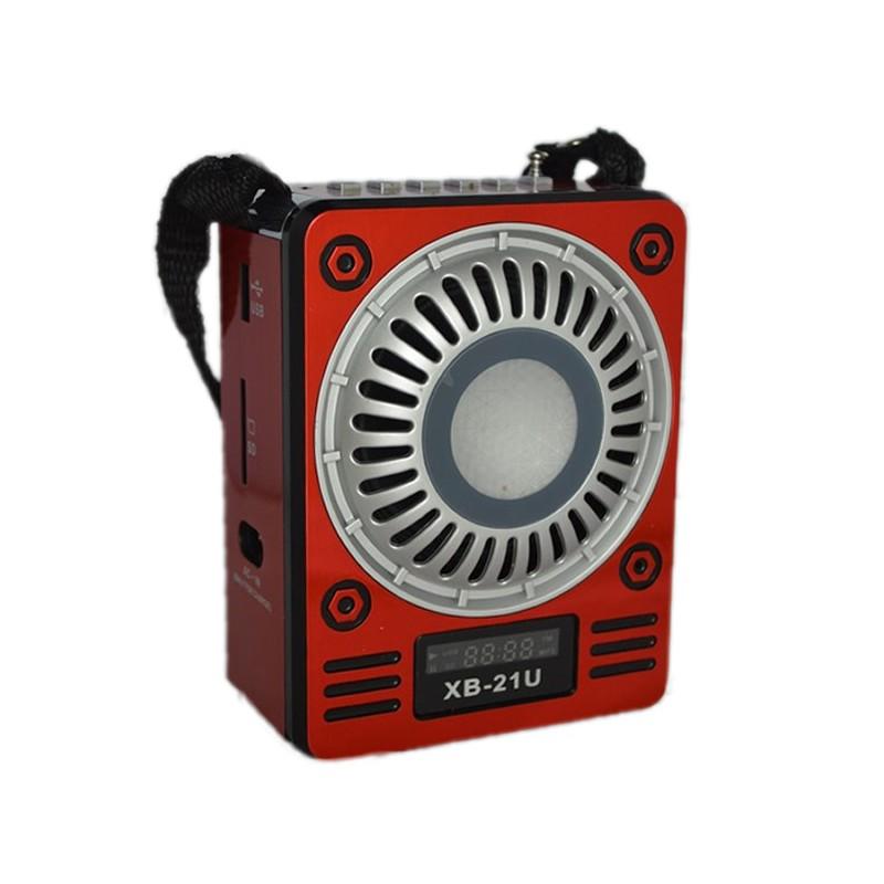 Radio MP3 portabil cu USB si SD XB-21U 2021 shopu.ro