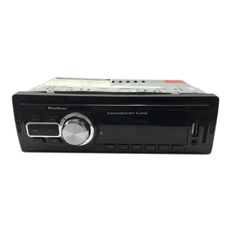 Radio MP3 Bluethcar 5218E, USB, card SD, telecomanda 2021 shopu.ro