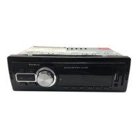 Radio MP3 Bluethcar 5218E, USB, card SD, telecomanda