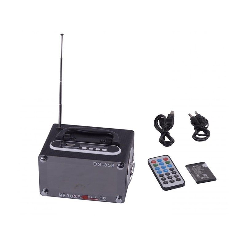 Radio portabil DS358