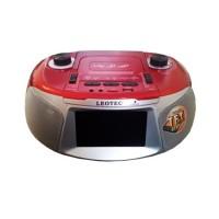Radio portabil Leotec, USB, acumulator