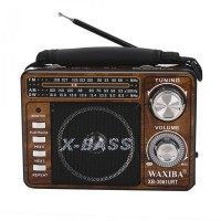Radio portabil XB-3061URT, USB, card SD, AM/FM