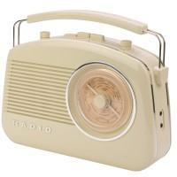 Radio retro Konig, tehnologie wireless, bluetooth