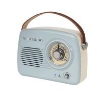 Radio retro Madison Nostalgia, 15 W, Bluetooth, USB/AUX, acumulator
