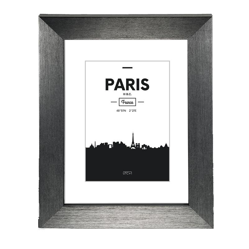 Rama foto Paris Hama, 10 x 15 cm, plastic, Gri 2021 shopu.ro