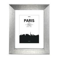 Rama foto Paris Hama, 10 x 15 cm, plastic, Argintiu