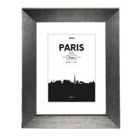 Rama foto Paris Hama, 13 x 18 cm, plastic, Gri
