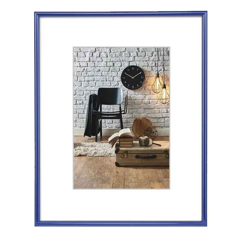 Rama foto Sevilla Hama, 21 x 29.7 cm, DIN A4, plastic, Albastru 2021 shopu.ro