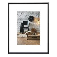 Rama foto Sevilla Hama, 21 x 29.7 cm, DIN A4, plastic, Negru