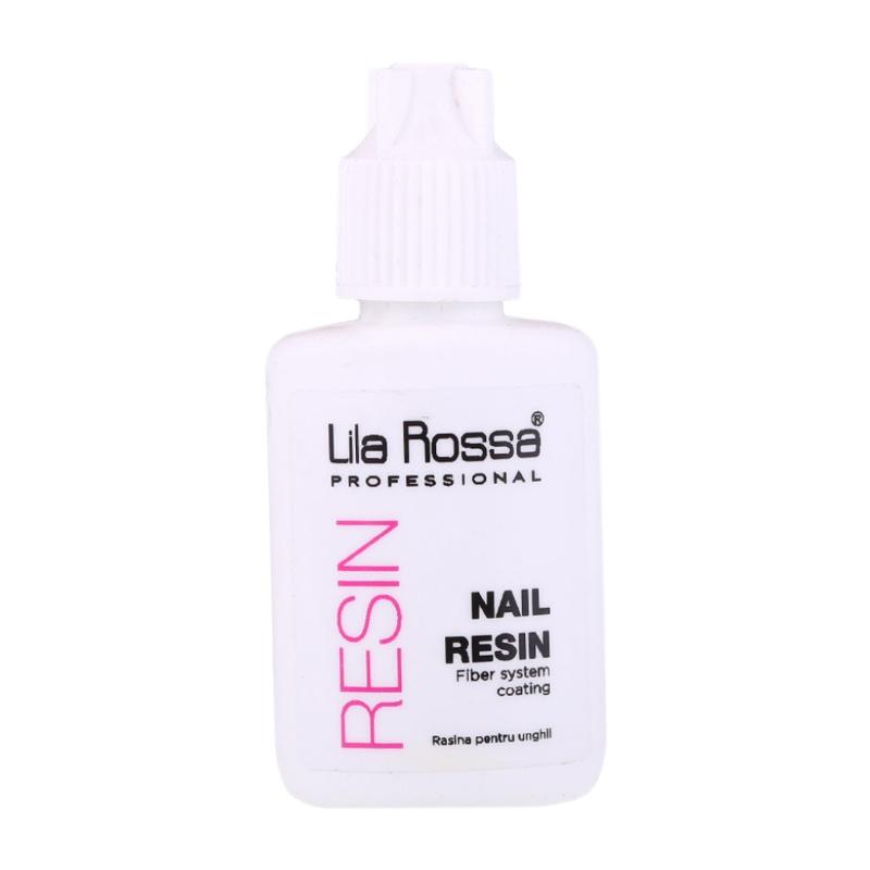 Rasina pentru unghii Lila Rossa, 15 g