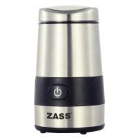 Rasinta cafea Zass ZCG 07, 200 W, 60g, Inox