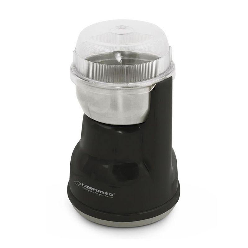 Rasnita de cafea Esperanza EKC002K, 160 W, negru 2021 shopu.ro