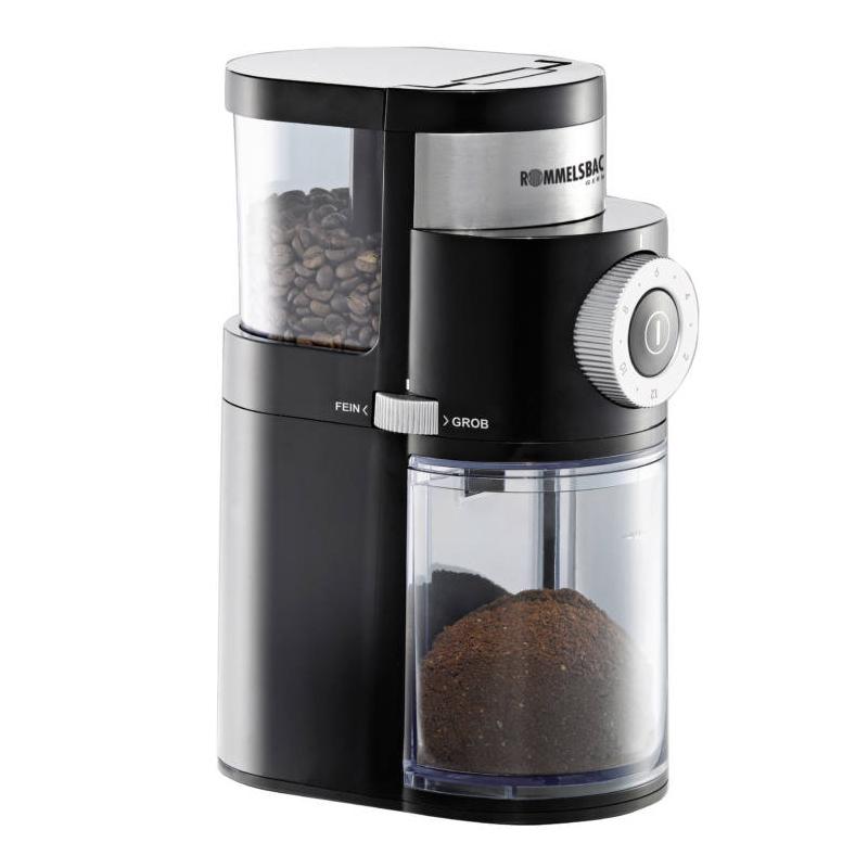 Rasnita de cafea Rommelsbacher, 110 W, 250 g, lame detasabile 2021 shopu.ro