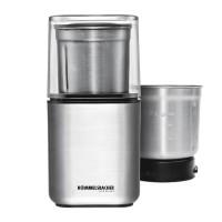 Rasnita pentru cafea si condimente Rommelsbacher, 200 W, lame otel inoxidabil