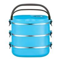 Recipient alimente dreptunghiular Peterhof, 2.7 l, albastru
