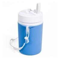 Recipient izotermic pentru apa, 1 l, albastru