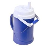 Recipient izotermic pentru apa, 2.5 l, albastru