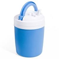 Recipient izotermic pentru apa, 3 l, albastru
