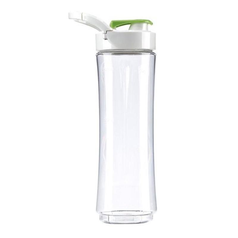 Recipient pentru blender smoothie maker Ecg, 600 ml, tritan, capac inclus 2021 shopu.ro