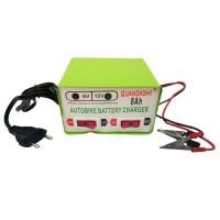 Redresor Quandashi pentru baterii Moto si ATV,  6-12 V, 8 Ah